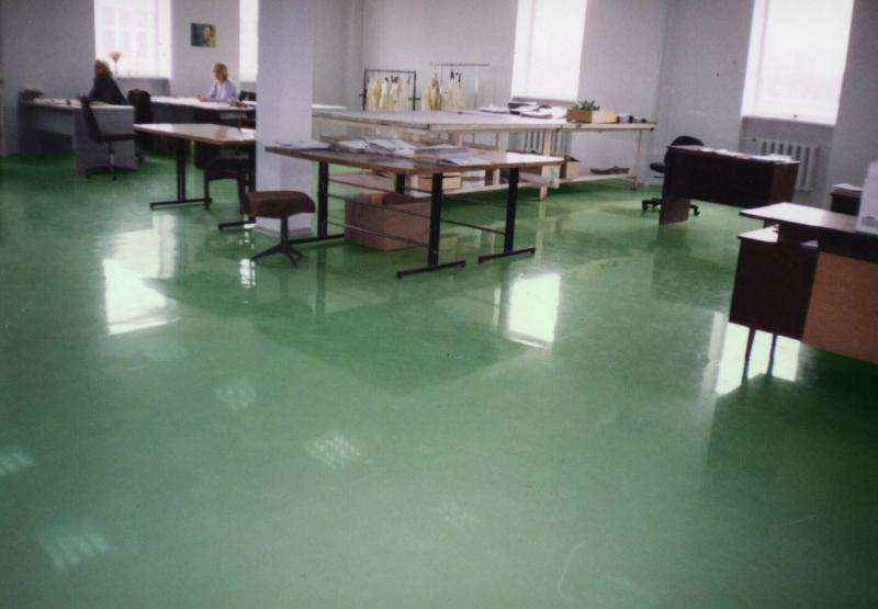 промилосві наливні підлоги