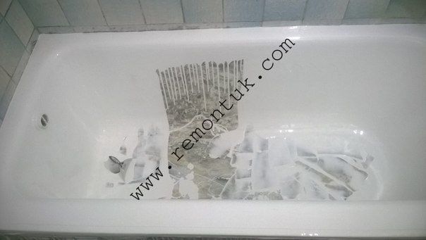 наливна ванна