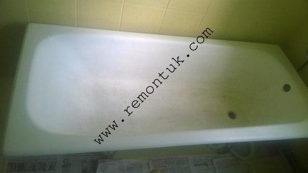 реставрація ванни фото наші роботи