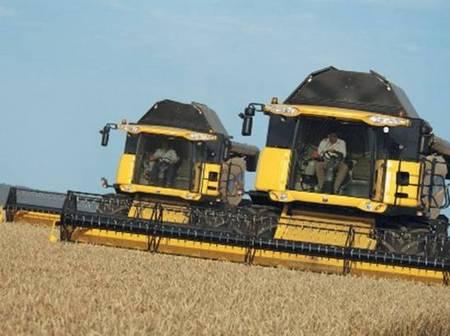 Купити комбайн зерновий